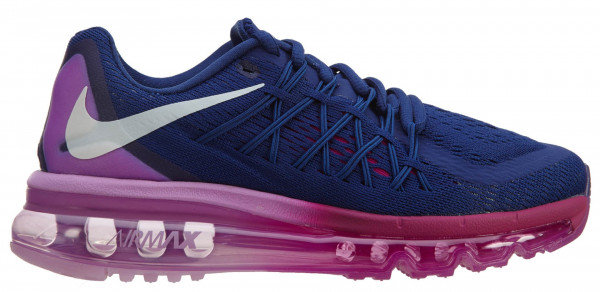Ladies Get a New Nike Air Max 2015 Option to Heat Up the Spring