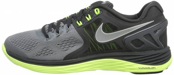 new product cf864 6151a Nike LunarEclipse 4 Grau (Clear Grey Reflective Silver-anthracite-volt)