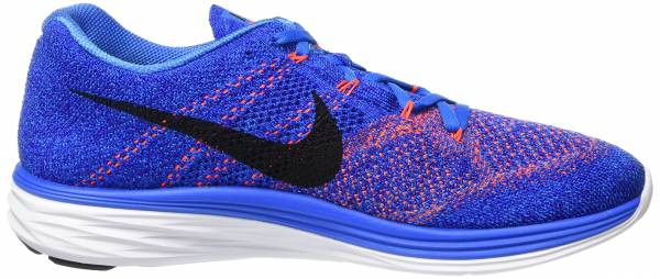 Nike Flyknit Lunar 3 men photo blue/concord/white/black