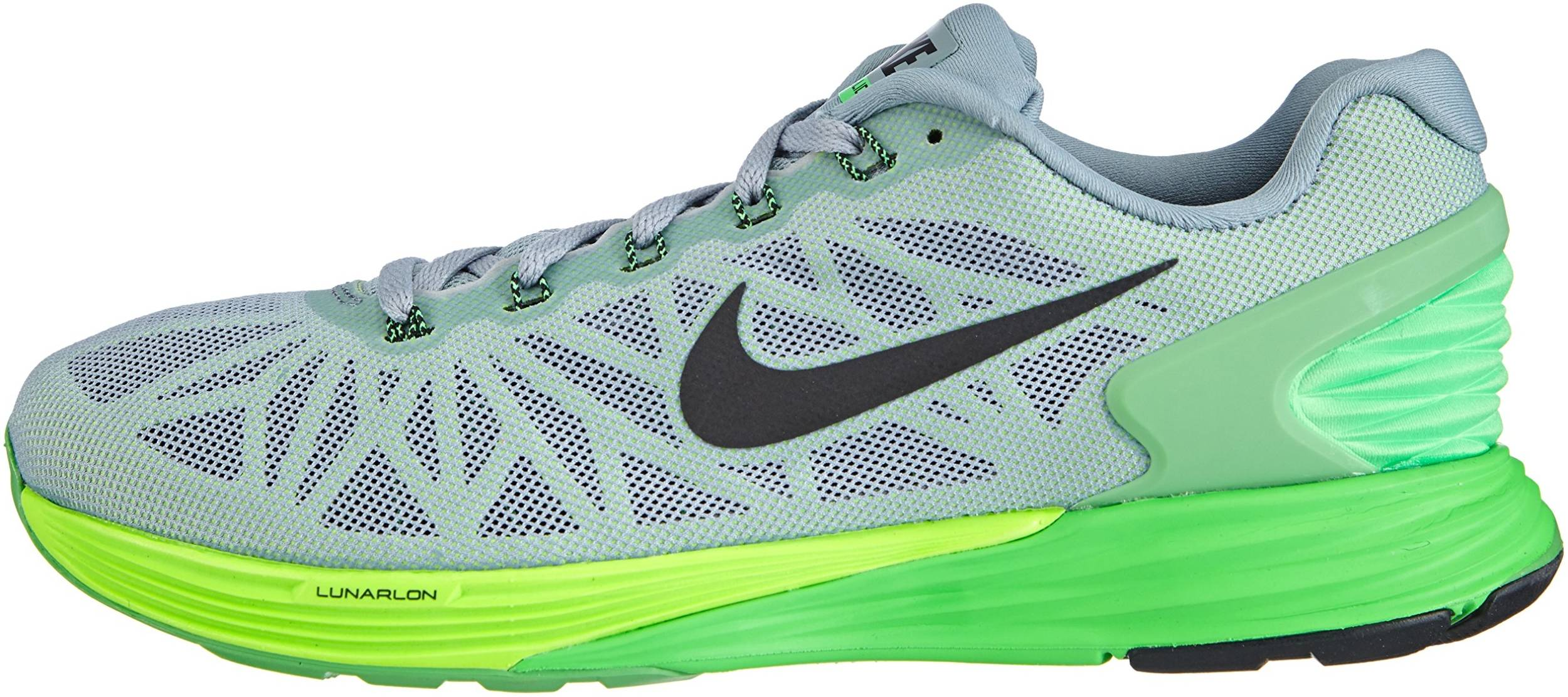 Only $110 + Review of Nike LunarGlide 6