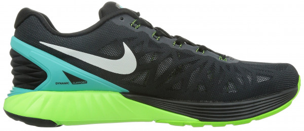 b7380b8fc6496 ... 683652 300 Tropical Twist Black Flash Lime Volt ... nike lunarglide 6  men nero (black white lt retro flsh lime 014 ...