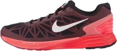 Nike LunarGlide 6 - Red (654433010)