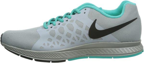 Nike Air Zoom Pegasus 31 Reflect Silver / Black - Wolf Grey -Hype