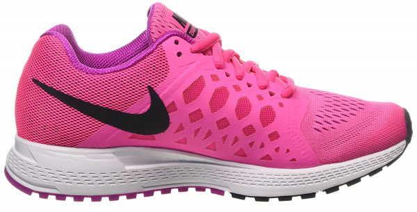 Over Half Off Womens Nike Air Zoom Pegasus 31 Midnight Navy Laser Pink