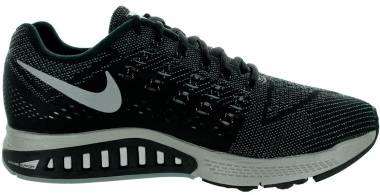 Nike Air Zoom Structure 18 - Cool Grey Reflect Silver Black