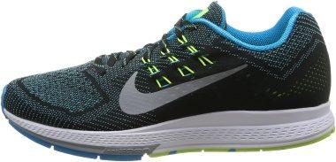 Nike Air Zoom Structure 18 - Blue Lagoon Rflct Slvr Vlt Blk (683731404)