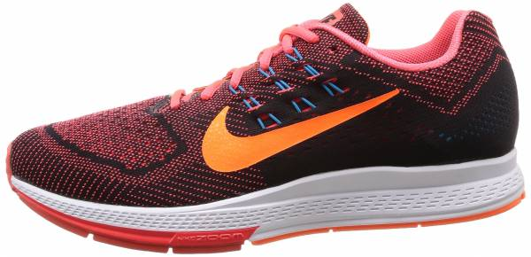 finest selection 5917b 6a672 greece larger image nike air zoom structure 18 mens running black grey  fluorescent green orange 2017 04fc5 c57d5  norway loading image. 8ff6a 2fce7