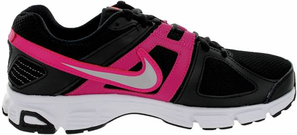 Nike Downshifter 5 Woman White Club Pink Tropical Teal 105