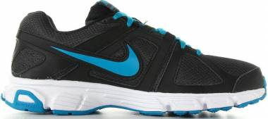 Nike Downshifter 5 - Black / Turquoise / White (Anthracite / Neo Turq-blk-white) (538257009)