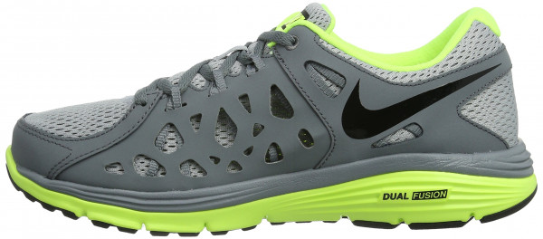 Get Quotations Middot Nike Dual Fusion Run 2 Gs 599793 Running Shoes