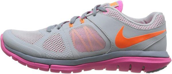 on sale d576a 08bc0 Nike Flex Run 2014 Grey