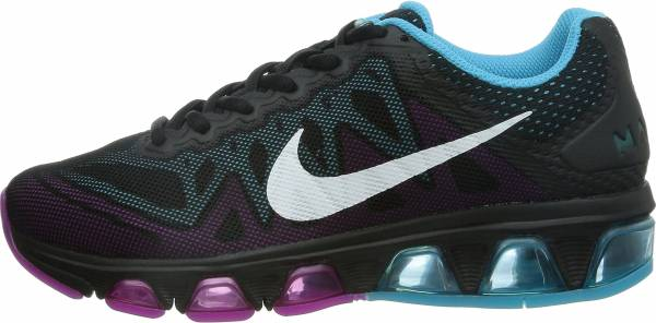 Nike Air Max Tailwind 7 - Black Clearwater Fuchsia Flash White