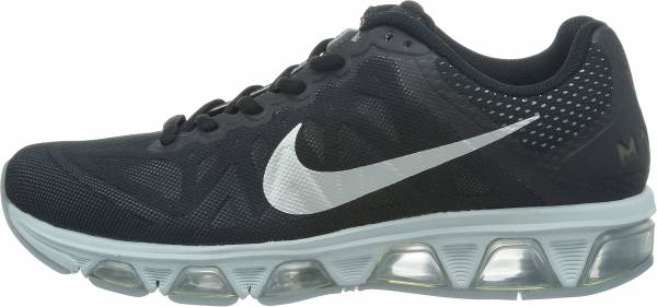 pretty nice d8579 9ec72 Nike Air Max Tailwind 7 Black (Black   Metallic Silver-pure Platinum)