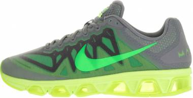 Nike Air Max Tailwind 7 - Cool Grey Green Strike Volt