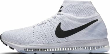 Nike Air Zoom All Out Flyknit - White (845361100)