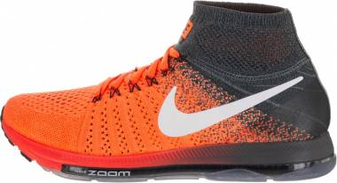 Nike Air Zoom All Out Flyknit - Total Orange/White Anthracite