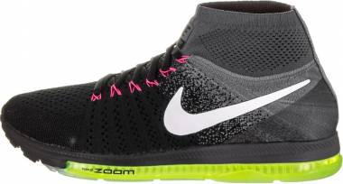 Nike Air Zoom All Out Flyknit - Black