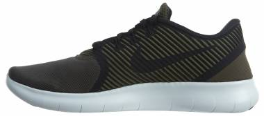 Nike Free RN CMTR - Marrón Cargo Khaki Black Off White (831510300)