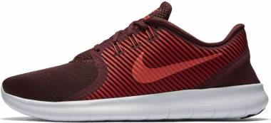 Nike Free RN CMTR Night Maroon Men