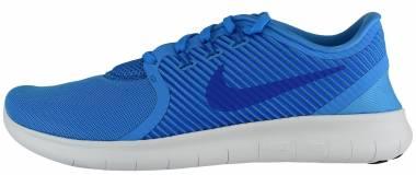 Nike Free RN CMTR - Azul (Blue Glow / Hyper Cobalt-wolf Grey)