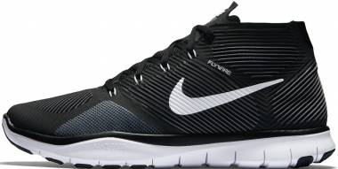 Nike Free Train Instinct - Black/White/Dark Grey