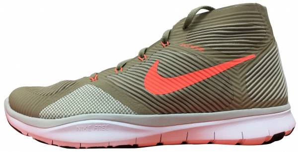 Nike Free Train Instinct - Khaki/Hyper Blue-Light Bone (833274200)