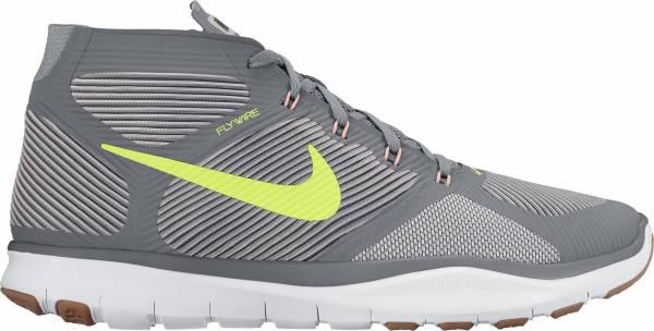 Nike Free Train Instinct men cool greyvoltplatinum greylava glow