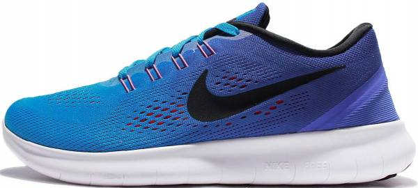 reviews of nike free running shoes