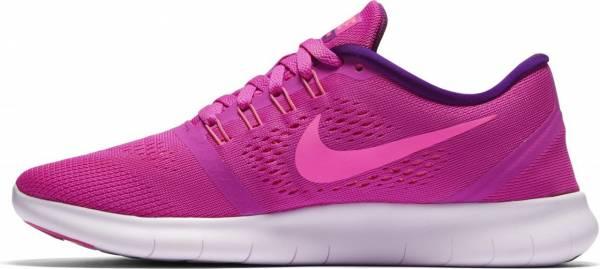 Nike Free RN woman roze