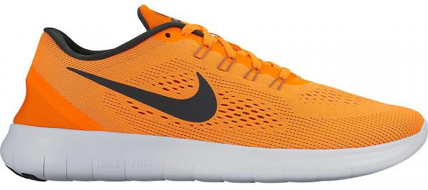 Nike Free RN men orange