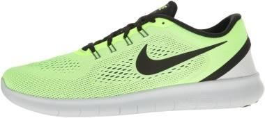Nike Free RN - Ghost Green/Black-Blue Moon (831508302)