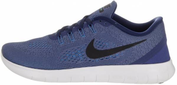 Nike Free RN men blau