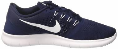 Nike Free RN - Blue (831508403)