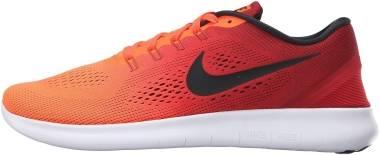Nike Free RN Pink Men