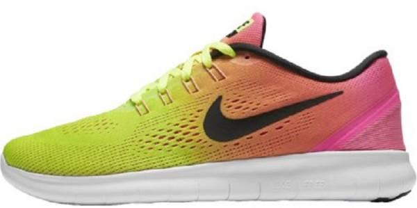 Nike Free RN men multi-color/multi-color