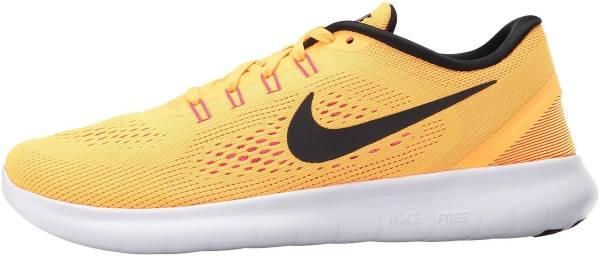 Nike Free RN woman orange