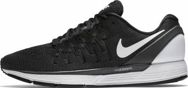 Nike Air Zoom Odyssey 2 Black (Schwarz (Schwarz / Weiß-anthrazit - Gipfel)) Men