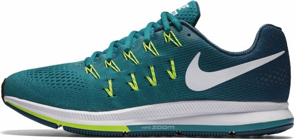 hot sale online 7818f 56db1 Nike Air Zoom Pegasus 33 Green