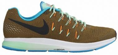 Nike Air Zoom Pegasus 33 - Brown (839729304)