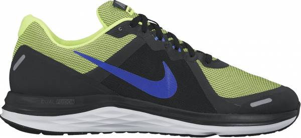 Buy Cheap Nike Dual Fusion X 2 - Black / Blue Racer / Volt / White Shop No.51251120