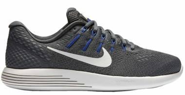 Nike LunarGlide 8 - Dark Grey/Summit White (843725013)