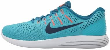 Nike LunarGlide 8 - blauw (843725406)