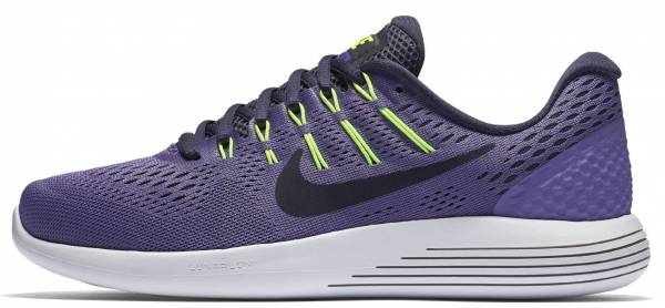 ... nike lunarglide 8 woman purple earth dark raisin volt purple dynasty nike  lunarglide 8 woman blue ...