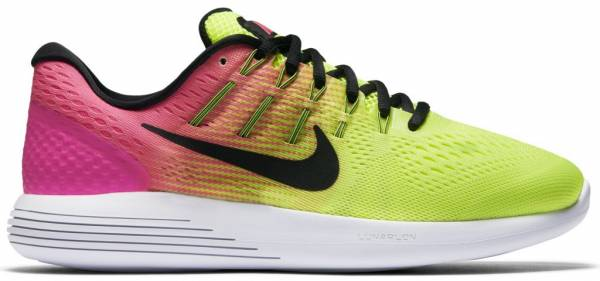 reputable site 2e381 ae301 Nike LunarGlide 8 Black (Multi-colored)