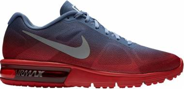 Nike Air Max Sequent - Red (719912602)