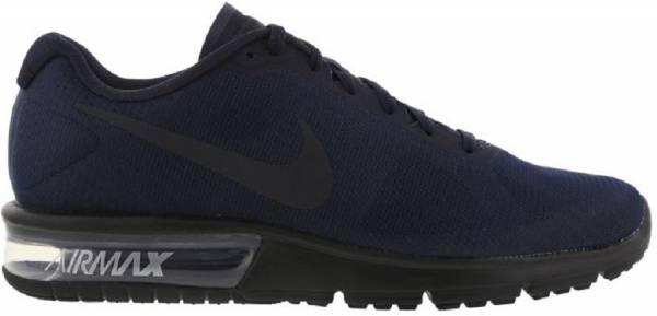 nike air max sequent rood