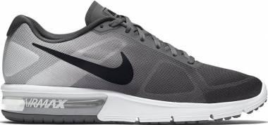 Nike Air Max Sequent - Dark Grey/Platinum/Black
