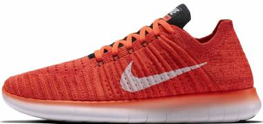Nike Free RN Flyknit Red Men