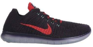 Nike Free RN Flyknit Blue Men