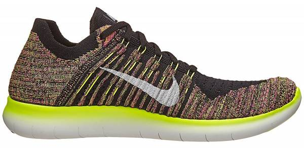 Nike Free RN Flyknit woman multi-color/multi-color